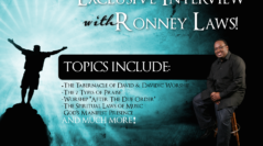 View the Exclusive Interview with CEO, Ronney Laws!